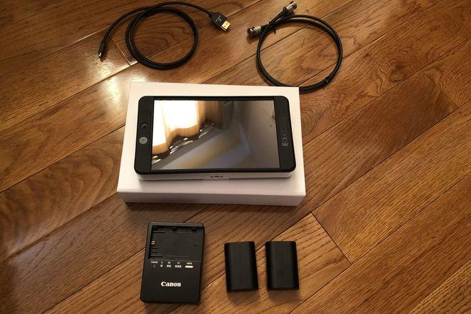 SmallHd 702 Bright with SDI/HDMI