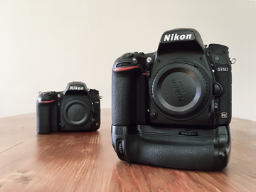 Rent: Nikon D750 - ultimate wedding set with zoom lenses