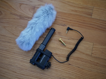 Rent: Audio-Technica AT8024 DSLR Microphone