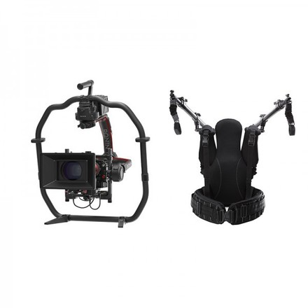 DJI Ronin 2 + Ready Rig + 4 batteries