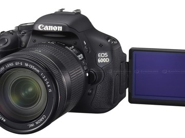 Rent: Canon T3i with Travel Bag and Accessories