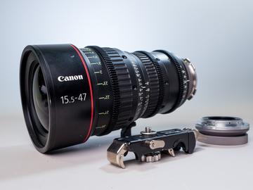 Rent: Canon CN-E 15.5-47mm T2.8 L S
