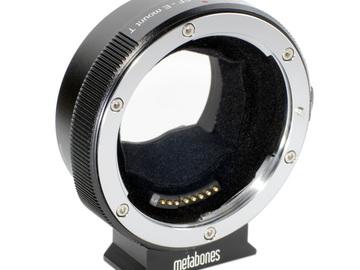 Rent: Metabones EF Lens to E Mount T Adapter (Mark IV)