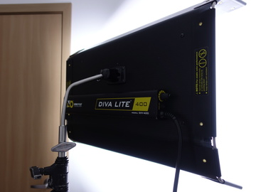 Rent: Kino Flo Diva-Lite 400 Kit