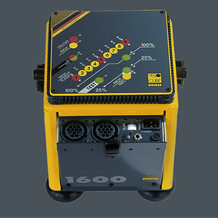 BRIESE | YELLOW CUBE | 1600W