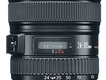 Rent: Canon: 24-105mm f/4 L IS Lens