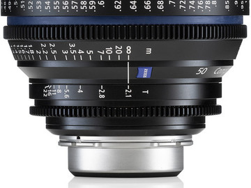 Rent: Zeiss CP.2 50mm T2.1 (1 of 2)