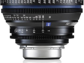 Rent: Zeiss CP.2 50mm T2.1 (1 of 2)
