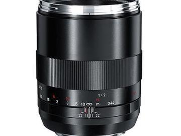 Rent: Zeiss ZE f/2 Makro 100mm