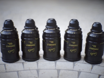 Rent: Cooke Anamorphic 25, 32, 40, 50, 75, 100 (Free SF Delivery)