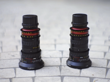 Rent: Angenieux Optimo Style 16-40mm & 30-76mm (Free SF Delivery)