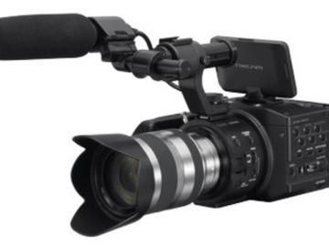 Sony NEX-FS100U Camcorder