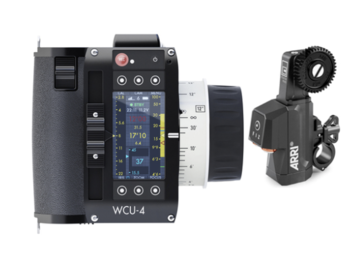 Rent: ARRI WCU-4 w/ 2 Motors and Remote License (Free SF Delivery)
