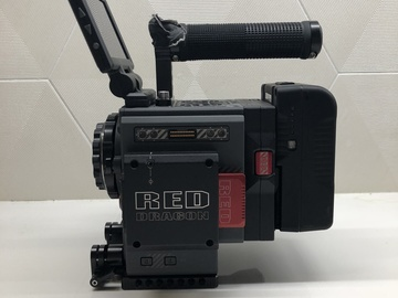 Rent: RED Scarlet-W Package (EF  / PL)
