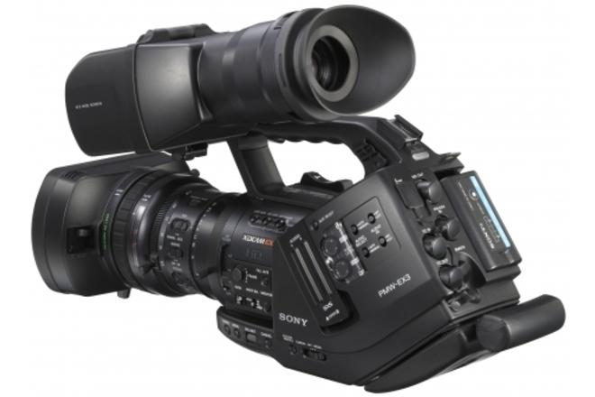 rent a sony pmw ex3 xdcam ex hd camcorder sharegrid atlanta rh sharegrid com sony xdcam ex3 user manual Sony PMW-EX3 XDCAM EX