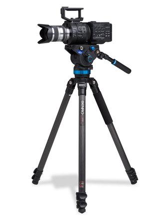 Benro S8 Single Leg Aluminum Video Tripod Kit
