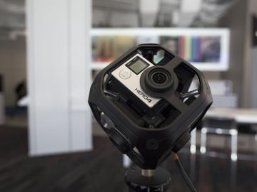 Rent: GoPro Omni (All Inclusive)