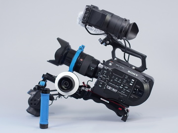 Sony FS7 (Mark II) Run-and-Gun Cinema Package