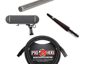 Rent: Rode NTG3 Shotgun Microphone