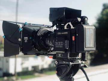 Rent: Red Raven Package 3.0 with Lens/Mattebox/Follow Focus/More
