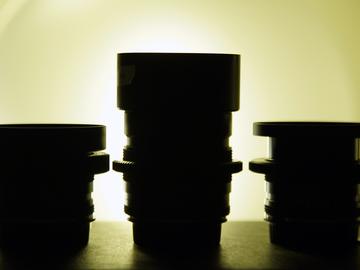 Zeiss Contax 3 Lens Set MMJ