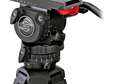 Sachtler FSB-6 Fluid Head w/ Flowtech 75 Carbon Fiber Tripod