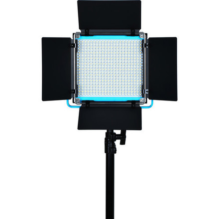 S-Series Plus Bi-Color LED500 Panel with NP-F Battery Plates