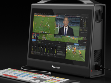 Rent: Livestream Studio HD550 4k Video Switcher / Encoder