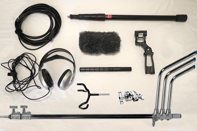Sennheiser ME 66/K6P Boom Kit