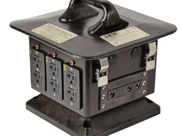 Rent: DISTRIBUTION | LUNCH BOX | 60AMP | 120V