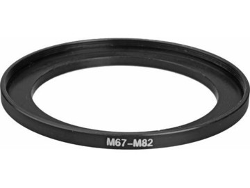 Rent: FILTER STEP-UP RING 67-82MM
