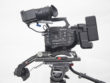 Rent: Sony FS7 Package w/ Canon 16-35, XDCA, and Metabones Adapter