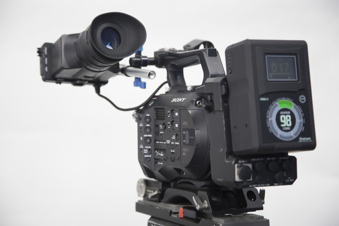 Sony FS7 Package w/ Canon 24-70, XDCA, and Metabones Adapter