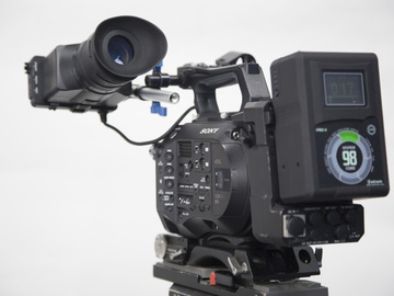 Rent: Sony FS7 Package w/ Canon 24-70, XDCA, and Metabones Adapter