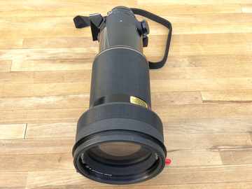 Rent: Nikon 200mm-400mm f4 Nikkor AIS Zoom Lens
