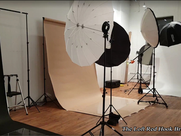 Photography and Video Studio Space