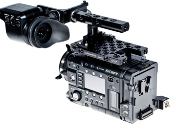 Rent: Sony F5 Camera - Base Package