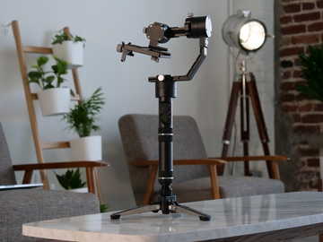 Rent: Zhiyun-Tech Crane V2 Mirrorless DSLR Gimbal
