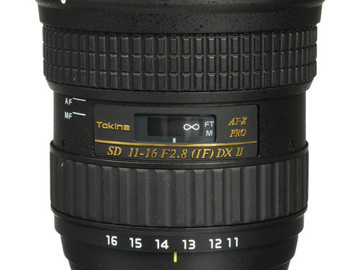 Rent: Tokina 11-16mm f/2.8