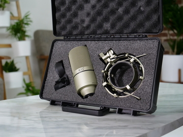 Rent: MXL 990 Studio Mic