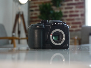 Rent: Panasonic Lumix DC-GH5 Digital Camera