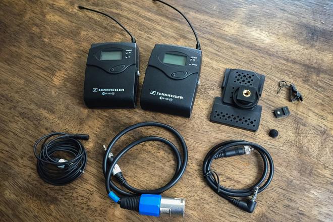 Sennheiser G3 Wireless Lav Kit