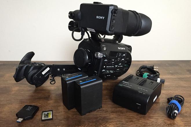 Sony FS7 - Basic Package