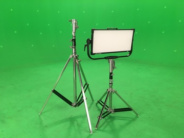 Rent: ARRI S60-C SkyPanel w/ Chimera, Combo Stand and Stinger