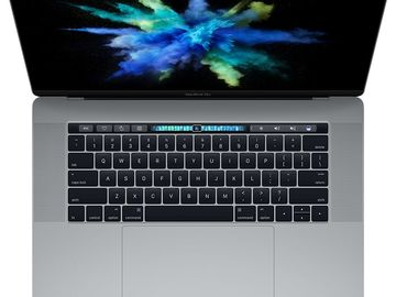 Rent: MacBook Pro 15 2016 Touch Bar
