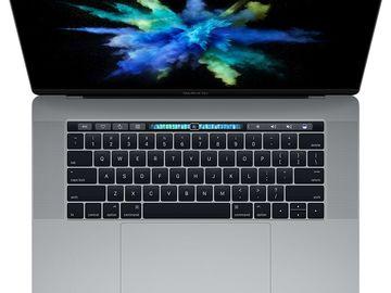 Rent: MacBook Pro 15 2016 Touch Bar