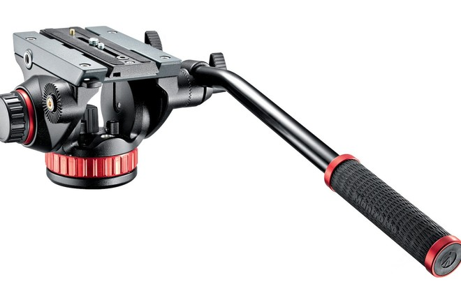 Manfrotto 502HD Fluid Head