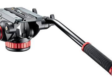 Rent: Manfrotto 502HD Fluid Head