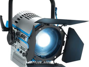 Rent: L7-C 1K Color LED Fresnel