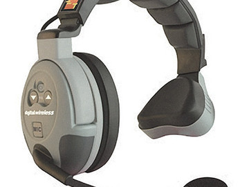 Rent: Eartec COMSTAR Single  Wireless Headset (1 of many)